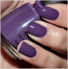 China Glaze Grape Pop Nail Lacquer