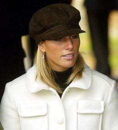 Zara Phillips, December 25, 2003