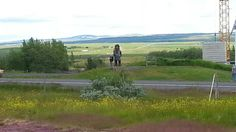 Geysir, Iceland Geysir Iceland, Golf Courses, Country Roads, Mountains, Nature, Travel, Naturaleza, Viajes, Destinations