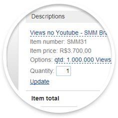 Ganhar Views no Youtube - Venha comprar milhares de visualizações pelos melhores preços! Fique famoso com mais views em seu video.