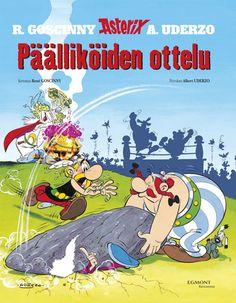 Asterix - Päälliköiden ottelu