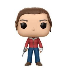 POP Television: Stranger Things - Mike Battle the Demogorgon with Nancy, and travel to the Upside Down! Your favorite character from the Netflix series Stranger Things, joins the Pop! This item measures tall. Nancy Stranger Things, Stranger Things Funko Pop, Stranger Things Netflix, Funko Pop Figures, Pop Vinyl Figures, Toy Pop, Nancy Wheeler, One Punch Man Anime, Funk Pop