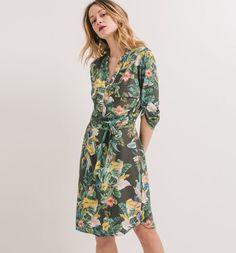 Patterned+dress