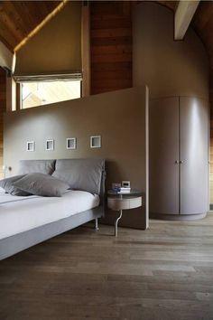 Recámaras de estilo moderno por alberico & giachetti architetti associati
