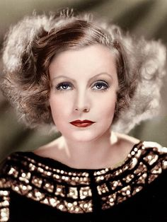 """""""Garbo still belongs to that moment in cinema when capturing the human face still plunged audiences into the deepest ecstasy"""" Roland Barthes"""
