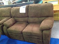 This couch will be for sale at our Home and Garden show February 23 & 24th!