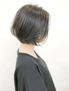 Asian Short Hair, Short Thin Hair, Short Hairstyles For Thick Hair, Short Hair Updo, Girl Short Hair, Short Hair Cuts, Medium Hair Cuts, Medium Hair Styles, Curly Hair Styles