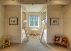 Bunk Room - traditional - kids - seattle - Dan Nelson A.I.A. Designs Northwest Architects