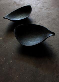 leaf bowls