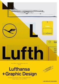A5/05: Lufthansa+Graphic Design