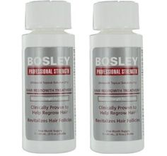 BOSLEY by HAIR REGROWTH TREATMENT EXTRA STRENGTH FOR MEN TWO MONTH SUPPLY 2 2 OZ BOTTLES Set of 2 4 Month Supply >>> To view further for this item, visit the image link.Note:It is affiliate link to Amazon.