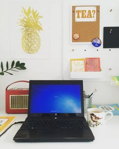 How I stay motivated working from home - The Spirited Puddle Jumper Desks For Small Spaces, Office Spaces, How To Stay Motivated, Motivation, Create, Home, Ad Home, Homes, Daily Motivation