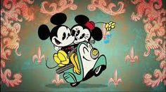 Resultado de imagen para dibujos animados de mickey y minnie