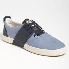 Fancy - El Ace 3 Chambray Sneaker by Puma  MensFashionSneakers Puma Sneakers b92883561