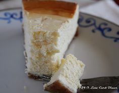 24/7 Low Carb Diner: New Year's Cheesecake