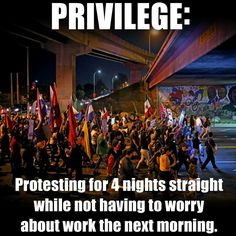 Republicans/Conservatives don't protest let alone ever riot. We have jobs, lives, dignity, respect for law and order and a love of country. Only these POS's of shit that don't work, live off their parents or the system, AND HATE the very country that has given them so much that they didn't have to earn.