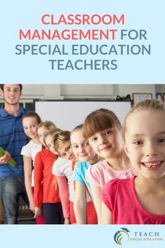 Special education teachers often struggle with classroom management. Learn how to proactively plan to address behaviors at all tiers, using a response to intervention framework to better support students with disabilities. Teaching 5th Grade, Co Teaching, Teaching Special Education, Teaching Tools, Teaching Ideas, Behavior Management Strategies, Classroom Management Strategies, Teaching Strategies, Classroom Behavior