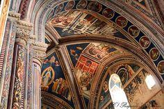 Basilica di Santa Caterina d'Alessandria, Galatina. (Affreschi) by Pasquale Antonazzo, via Flickr