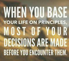 Principles.