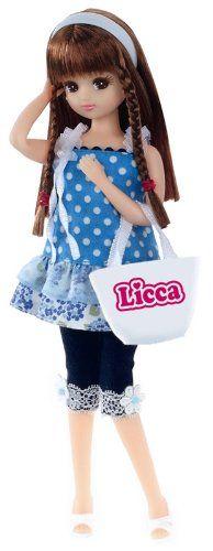 Licca chan LW-07 Cordinator Set: Toys & Games