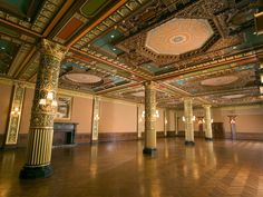 Prince George Ballroom on @letshitch