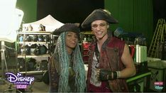 Disney Descendants Movie, Descendants 2, Funny Animal Quotes, Cute Funny Animals, Live Action Movie, Action Movies, Dianne Doan, Isle Of The Lost, China Anne Mcclain