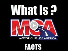 MCA FACTS   What is Motor Club of America?  Find out here https://motorclubcompany.com/associate/anjelswealth/capture.php