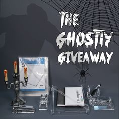 To celebrate #Halloween, one of our favorite holidays here at Shoplet, we're hosting the Ghostly Giveaway – Video Blitz! Our giveaway goes LIVE on October 15, 2015 by 10AM EST.