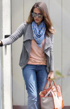 Jessica Alba - Love Her Style