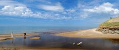 You can create your own personalized tour of the dunes so that you'll see and explore everything that interests you.