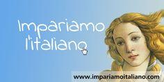Impara l'italiano gratis con i nostri esercizi online per tutti i livelli.