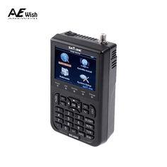(88.99$)  Watch here  - Anewish Satlink WS-6908 3.5 Inch DVB-S FTA Digital Satellite Meter Satellite Finder WS6908 Satlink Satellite Dish