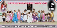 Little Miss Pandy Show 2015