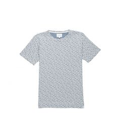 Norse Projects Esben slub jersey print - Norse Projects- pique?