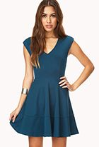 Madison, dressy enough? sparkly cardigan maybe? Sophisticated Fit & Flare Dress