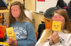 Popsicle Emojis - Teaching Spanish w/ Comprehensible Input: Novel Activities