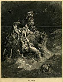 Diluvio universal - Wikipedia, la enciclopedia libre