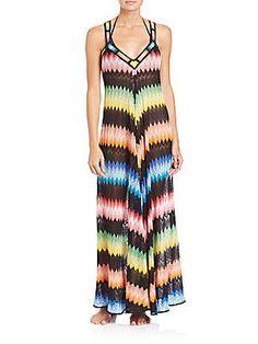 Missoni Mare Knit Maxi Dress