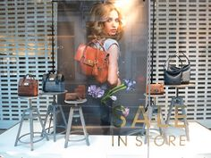 www.retailstorewindows.com: Mulberry, London