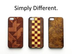 Premium Wood Phone Cases by Alto Collective — Kickstarter.  Designed for iPhone and Samsung Galaxy. The Collection also includes a Minimal Wallet & Alto Longboard.