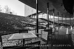 STUDIOFUNTAS - 街の風景 Osaka, Railroad Tracks, Train Tracks
