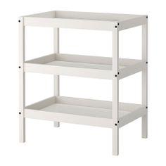 SUNDVIK Wickeltisch   - IKEA 69,-