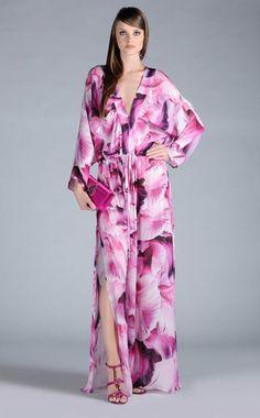 Long kaftan Women - Kaftans Women on Roberto Cavalli Online Store