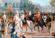 Sirdar Hari Singh Nalwa captures Jamraud.