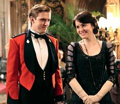Top 10 TV Shows of 2012: 3. Downton Abbey