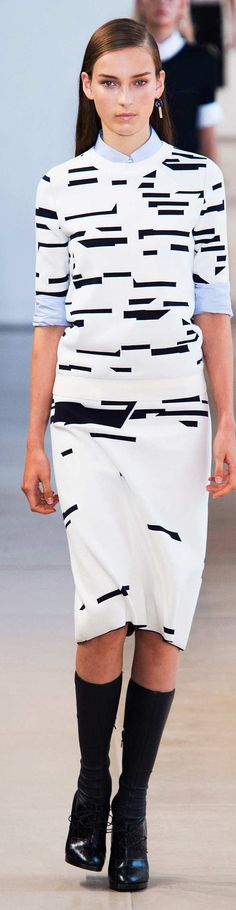 Jil Sander Collection Spring 2015