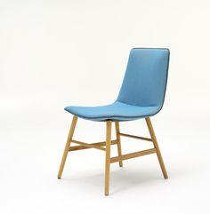 Chair Amelie | Designed by Birgit Hoffmann & Christoph Kahleyss | FREIFRAU Sitzmöbelmanufaktur (www.freifrau.eu)