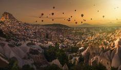 Capadokia by Andy Dobi
