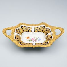 MEISSEN, keramiikkamalja, k 8 cm l 36 cm. Heart Ring, Rings, Jewelry, Design, Jewlery, Jewerly, Ring, Schmuck