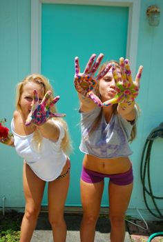 paint fight?! sweet!!